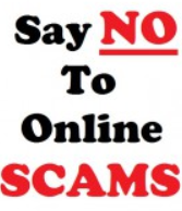 say no to scams