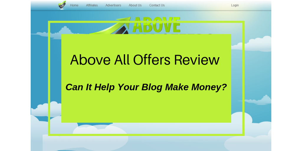 Above all offers review