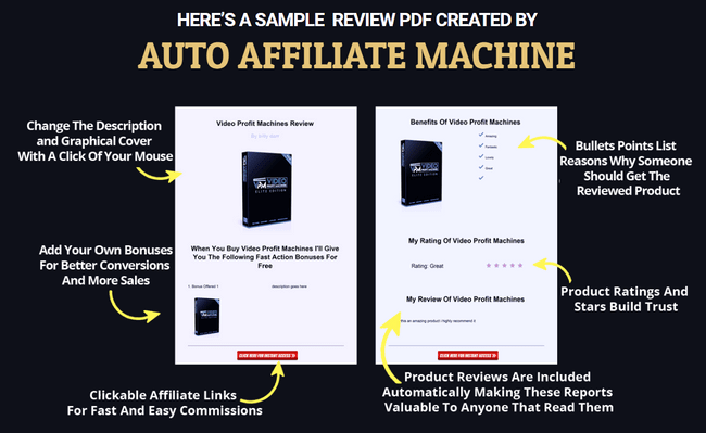 Auto affiliate machine PDF sample