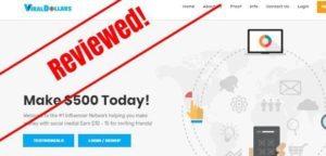 Viral Dollars Review Referral pay
