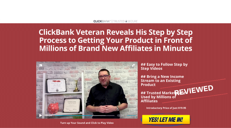 Clickbank superstar review honest