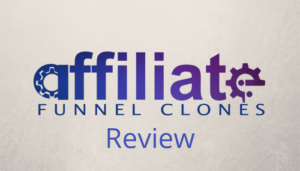 Affiliate Funnel Clones review
