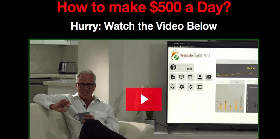 website profit pro