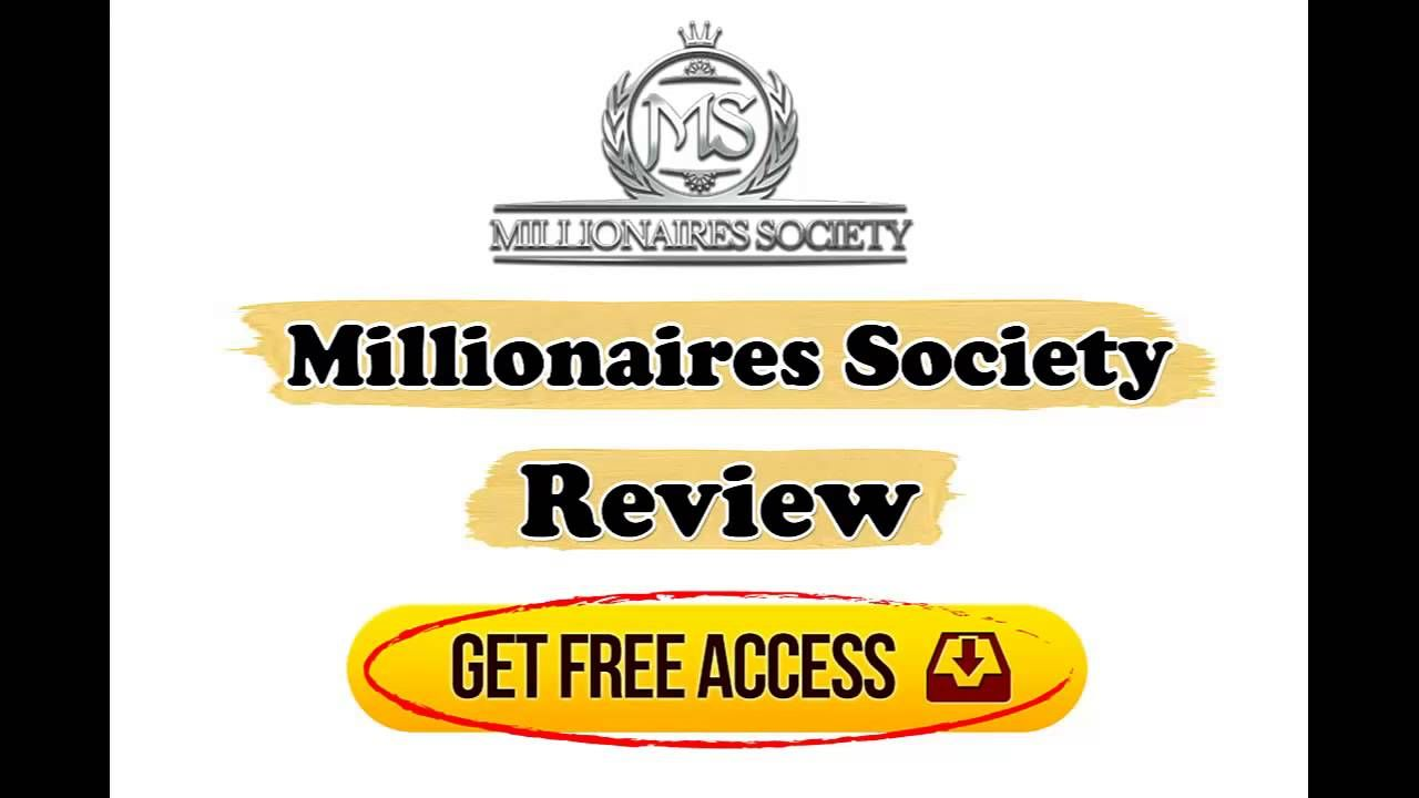 Millionaire society review
